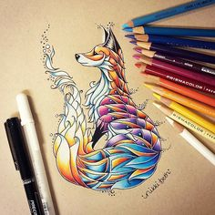 Fox by Nikki Beth