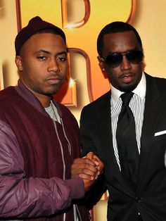 Diddy & Nas Invade Cannes On Revolt TV | Video