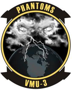 VMU-3 logo -
