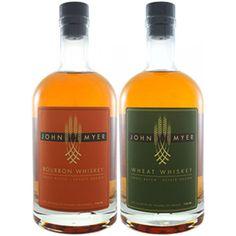 John Myer Bourbon & Wheat Whiskey - Spirits - Caskers