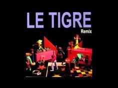 ▶ Le Tigre - Deceptacon (DFA remix)