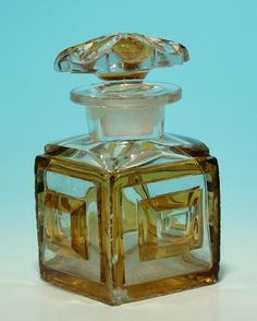 Biedermeier Perfume Bottle circa 1840