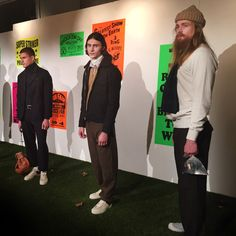 #Sefton at the #Universalworks show #LCM #AW16