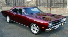 pink Muscle cars | ... Muscle Cars In the World: Brief Overview of the American muscle car