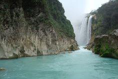 México y sus rincones: la huasteca potosina y la sierra gorda de queretaro parte 1: Río Tampaón y Cascada de Tamúl