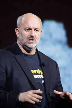 Werner Vogels, Vice President and CTO of Amazon.com.