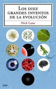 Los diez grandes inventos de la evolución es un nuevo y esclarecedor estudio sobre los diez avances principales de la biología, brillantemente explicados por uno de los jóvenes bioquímicos británicos más destacados. En él Nick Lane   explora las preguntas que inevitablemente surgen entorno a estos geniales 'inventos' de la vida:   ¿Cómo se inventó la vida a sí misma? ¿Cómo desarrollaron los seres humanos la capacidad para ver? ¿De dónde surgió el ADN? ¿Cómo apareció la conciencia?