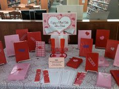 Miss Bibliophile.: Blind Date with a Book