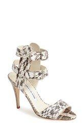 Manolo Blahnik 'Dubena' Sandal (Women)