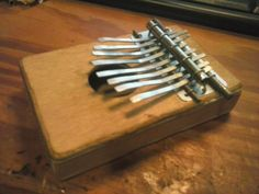 Make a Thumb Piano (Mbira)