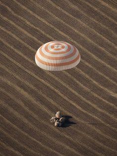 Soyuz TMA-14 spacecraft