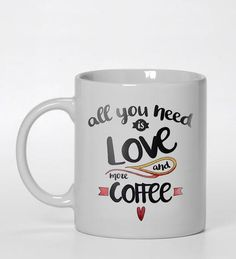 All You Need is love  #mug #ceramic_mug
