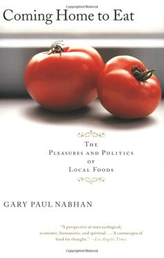 Wonderful book about eating local