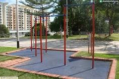 outdoor pull up bar diy - Google Search Homemade Pull Up Bar, Diy Pull Up Bar, Diy Bar, Outdoor Pull Up Bar, Outdoor Structures, Google Search, Home Decor, Decoration Home, Room Decor