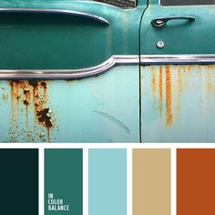Color Palette No. 1985