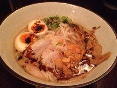Bone Daddies Ramen Bar - Soho - London - Japanese Food  http://www.yummei.com/2013/09/bone-daddies-soho-london.html