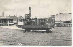 Esbjerg, Fanø færgen