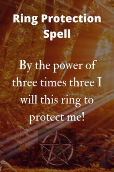 Moon Quotes Discover Ring Protection Spell Enchant a ring with this spell