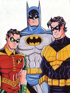 80' Bat Family