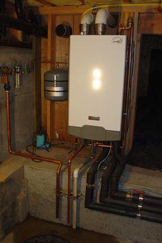 We offer #condensing #boiler #repair #installation #maintenance #plumber #plumbing #vancouver
