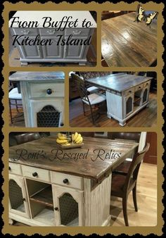 Awesome 48 Totally Adorable Rustic Kitchen Island Design Ideas. # #KitchenIslandDesignIdeas #RusticKitchenIsland
