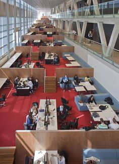 NHL University Leeuwarden (2004-10), photograph is by John Lewis Marshall