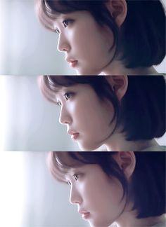 #단발 #아이유 #IU Scarlet Heart, Asian Actors, Ulzzang, Cute Girls, Idol, Singer, Actresses, Celebrities, Face