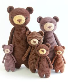 Mesmerizing Crochet an Amigurumi Rabbit Ideas. Lovely Crochet an Amigurumi Rabbit Ideas. Easter Crochet, Cute Crochet, Crochet Crafts, Crochet Baby, Crochet Projects, Crochet Patterns Amigurumi, Amigurumi Doll, Crochet Dolls, Crochet Bear Patterns