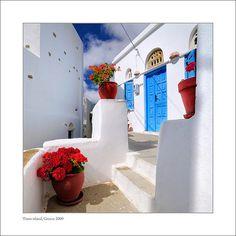 Volax, Tinos island, Greece by alexring