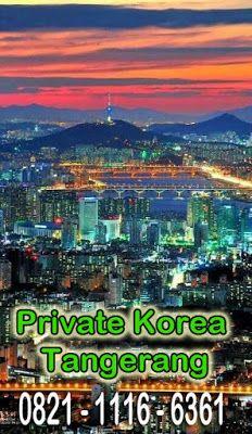 Kursus Bahasa Korea Di Tangerang Kota