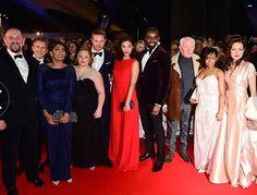 National Tv Awards, Bbc Casualty, Holby City, Bridesmaid Dresses, Wedding Dresses, Arts And Entertainment, Amanda, Tv Shows, Entertaining
