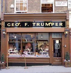 Geo. F Trumper: Duke of York Street by curry15, via Flickr