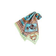 エルメス (HERMÈS) - スカーフ - 792ファッションアイテムのカタログ検索 | VOGUE.COM ❤ liked on Polyvore featuring accessories, scarves, hermes, scarves..., hermès, hermes shawl and hermes scarves