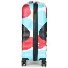 American Tourister MICKEY CLOSE UP 55CM 4R Viacfarebná - Bezplatné doručenie | Spartoo.sk ! - Tašky Pevné cestovné kufre 87,20 eur Suitcase, Vacation, American, Vacations, Holidays Music, Briefcase, Holidays