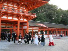 このちびっこ二人がいい味を出しておられました~!(笑)|「いい結婚式でした~!」 下鴨神社/京都の結婚式の画像 | 京都おこしやす日記/京都の結婚式情報
