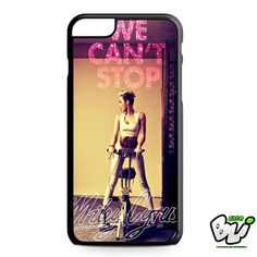 We Can t Stop Miley Cyrus iPhone 6 Plus Case | iPhone 6S Plus Case
