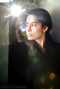Person of Interest / Sarah Shahi / Sam Shaw