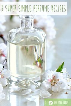 Super Simple Perfume Recipes You'll Love It's To celebrate whip up these 3 super easy, very yummy perfumes!It's To celebrate whip up these 3 super easy, very yummy perfumes! Essential Oil Perfume, Perfume Oils, Diy Hair Perfume, Perfume Bottles, Diy Perfume Recipes, Parfum Flower, Diy Cosmetic, Perfume Hermes, Soap Recipes