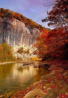 Buffalo River in Arkansas