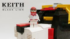 Keith and Black lion LEGO