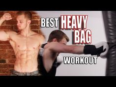 20 Minute Heavy Bag Workout _____________________________ ROUND 1 - jab & cross, front kick. ROUND 2 - hook, roundhouse kick. ROUND 3 - uppercut, knees. ROUND 4 - 30:30:30 second ratio for all punches, elliptical punches, KO punches. ROUND 5 - punches & kicks, clinch knees, round kicks (left & right)