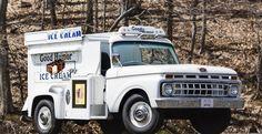 1966 Ford F250 Good Humor Ice Cream Truck
