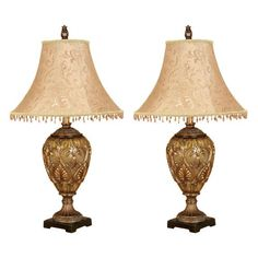 DESSA TABLE LAMP (SET OF 2) (SET OF 2)  - Click image twice for more info - See a larger selection of table lamp sets at http://tablelampgallery.com/product-category/table-lamp-sets/ - home, home decor, table lamps, gift ideas, home ideas, lightning .