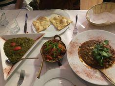 Vegan Indian; channa masala, jaipuri sabji & rani palak - Spice Shot, Magill Channa Masala, Palak Paneer, Spices, Indian, Vegan, Ethnic Recipes, Food, Spice, Essen