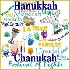 Free Hanukkah Graphics