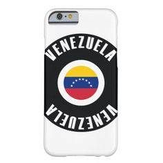 Venezuela Flag Simple Barely There iPhone 6 Case Venezuela Flag, Unique Iphone Cases, Political Events, Liking Someone, National Flag, 6 Case, Flags, Iphone 6, Create Yourself