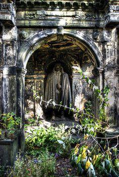 Greyfriars Kirkyard is the graveyard surrounding Greyfriars Kirk in Edinburgh, Scotland.