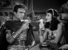 28. Cleopatra (1934, DeMille)  Rating: B-  Finished: April 15, 2013