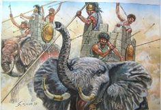 The Battle of Thapsus