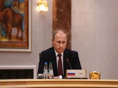 As the Kremlin feasts on the corpse of its economy, alienates its neighbors, and consolidates itself as a rogue in the eyes of the civilized world, Vladimir Putin loses if he doesn't win big.